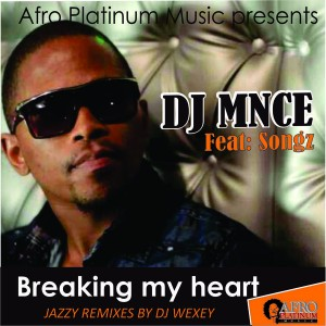 DJ Mnce - Breaking My Heart [Afro Platinum Music]