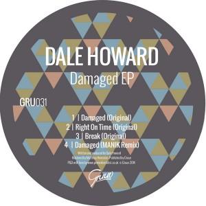 Dale Howard - Damaged [Gruuv]