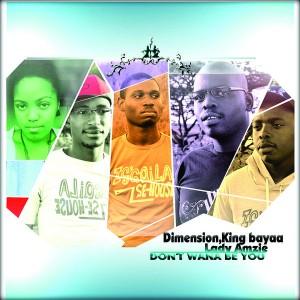 Dimension & King Bayaa Feat. Lady Amzie - Don't Wana Be You [Jubilant Music]