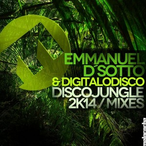 Emmanuel D' Sotto & Digitalodisco - Disco Jungle 2K14 (Mixes) [Molacacho Records]