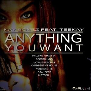 Kay Bonez feat. Teekay - Anything You Want [Multi Soul Records]