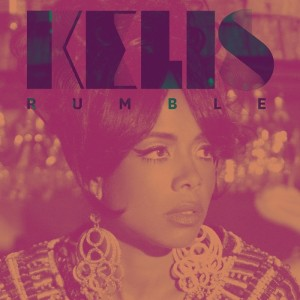 Kelis - Rumble (Breach Remixes) [Ninja Tune]