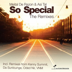 Meital De Razon & Asi Tal - So Special The Remixes [Suntree]