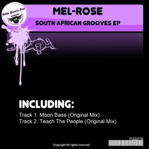 Mel-Rose - South African Grooves EP [Filthy Groovin Soul]
