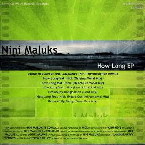 Nini Maluks - How Long EP [Laminar-Wavy Records]