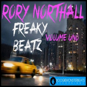 Rory Northall - Freaky Beatz Vol. 1 [Boogiemonsterbeats Recordings]