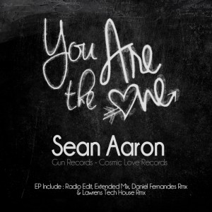 Sean Aaron - You Are The One [Cosmic Love]