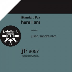 Standard Fair - Here I Am [Joyfull Family Records]