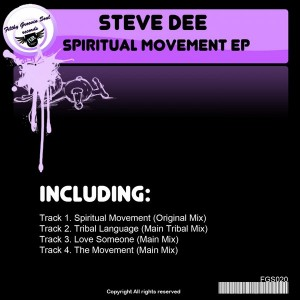 Steve Dee - Spiritual Movement EP [Filthy Groovin Soul]