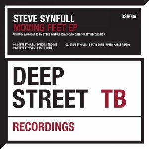 Steve Synfull - Moving Feet EP [Deep Street Recordings]