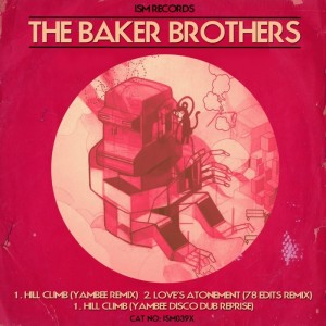 The Baker Brothers - The Remixes [ISM]
