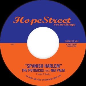 The Putbacks - Spanish Harlem [Hope Street Recordings]