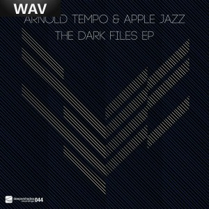 Various Artists - The Dark Files EP Deeper Shades Recordings