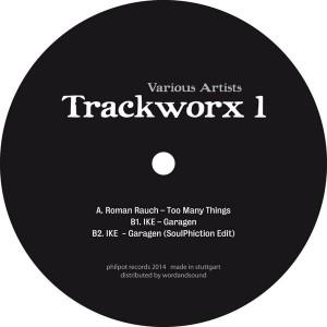 Various Artists - Trackworx 1 [Philpot]