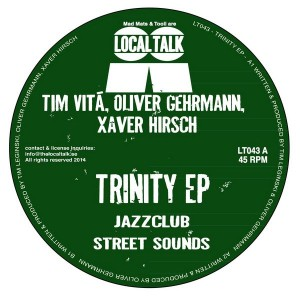 Various Artists - Trinity EP [Local Talk]