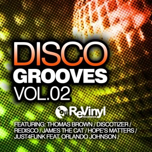 Various - Disco Grooves Vol 02 [ReVinyl]