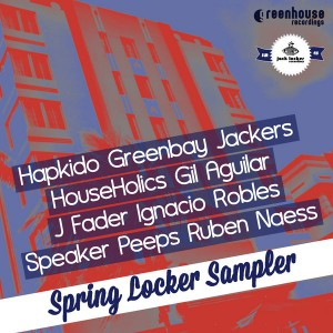 Various - Spring Locker Sampler [Jack Locker Recordings]