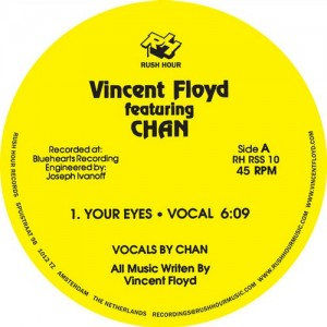 Vincent Floyd - Your Eyes [Rush Hour Holland]