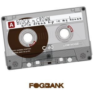 Block & Crown - Girls Dress Hip In My House [Fogbank]