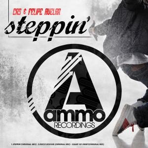 CRS & Felipe Avelar - Steppin' [Ammo Recordings]