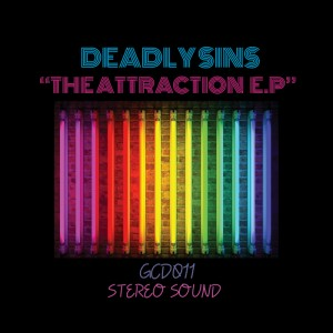 Deadly Sins - The Attraction EP [Giant Cuts]