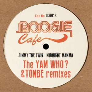 Jimmy The Twin - Midnight Mamma (Remixes) [Boogie Cafe]