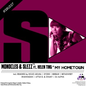 Monocles & Slezz Feat. Helen Ting - My Hometown [Skalla Records]