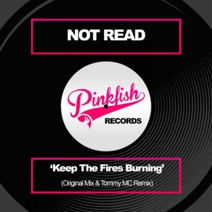 Not Reed - Keep The Fires Burning [Pink Fish Records]