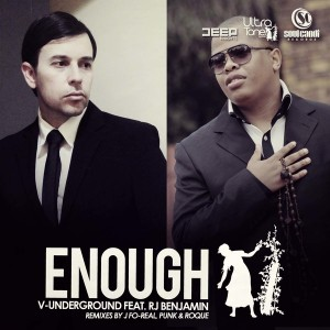 V.Underground feat. RJ Benjamin - Enough [Soul Candi Records]