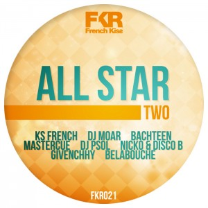 Various - All Star Vol 2 [French Kiss]