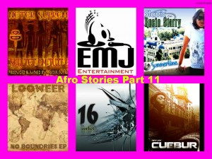 Various Artists - Afro Stories (Part 11) [AFROdesiamp3]