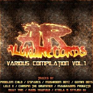 Various Artists - Aluku Records Presents Various Compilation Vol.1 [Aluku Records]