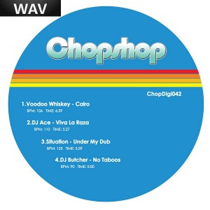Various - Under Chopshop Dub [Chopshop]
