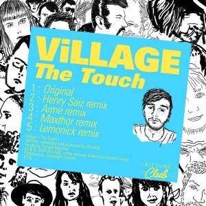 ViLLAGE - Kitsuné The Touch EP [Kitsune]