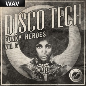 Disco Tech - Funky Heroes Vol 5 [DiscoDat]