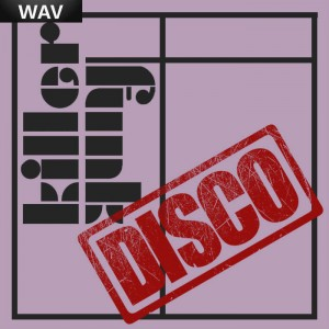 Killer Funk Disco Allstars - Killer Funk Disco Vol 6 [Killer Funk Disco Digital]