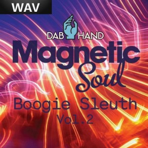 Magnetic Soul - Boogie Sleuth Vol 3 Dab Hand