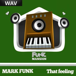 Mark Funk - That Feeling Funk Mansion