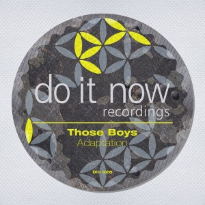 Those Boys  - Adaptation [Do It Now Recordings]