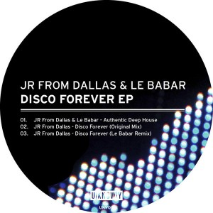 Various Artists - Disco Forever EP [UKNOWY]