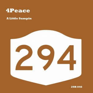 4Peace - A Little Sumpin [294 Records]