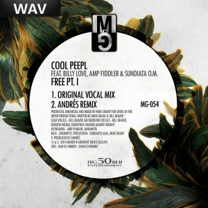 Cool Peepl feat. Amp Fiddler, Billy Love, Sundiatta OM - Free Part I [Moods & Grooves]