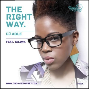 DJ Able feat. Taliwa  - The Right Way [Groove Odyssey]