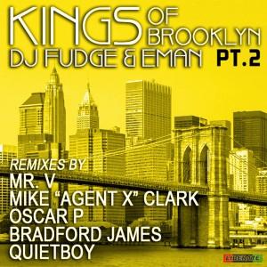 DJ Fudge & Eman - Kings Of Brooklyn Pt 2 [Liberate]