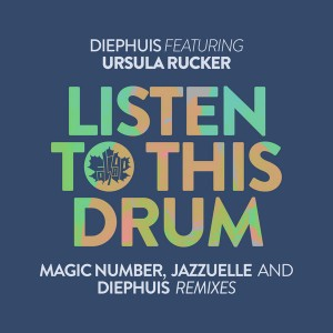 Diephuis feat. Ursula Rucker - Listen To This Drum [Foliage Records]