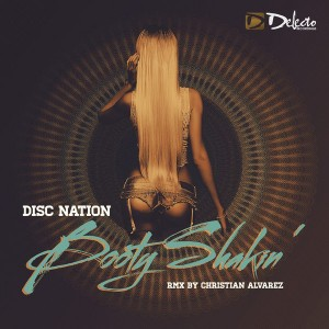 Disk nation - Booty Shakin' [Delecto]