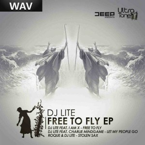 Dj Lite I Am X Rouge Charlie Mindgames - Free To Fly EP Ultra Tone