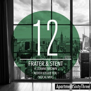 Frater & Stent feat. Leanne Brown - Never Kissed You [ApartmentSixtyThree]