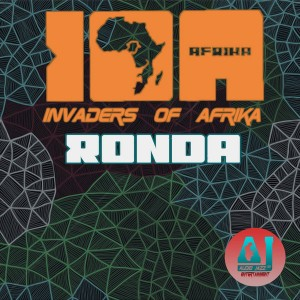 Invaders Of Afrika - Ronda [Audio Jazz Records]