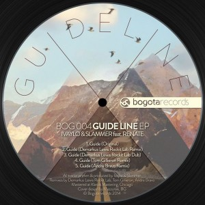 Ivaylo & Slammer feat. Renate - Guide [Bogota Records]